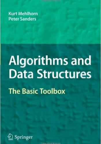 Algorithms and Data Structures, The Basic Toolbox