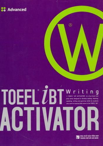 Advanced TOEFL iBT Activator, Writing