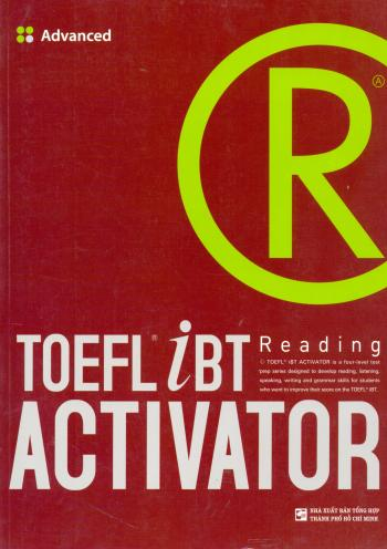 Advanced TOEFL iBT Activator, Reading