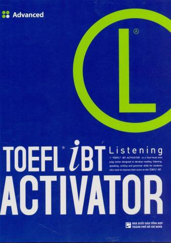 Advanced TOEFL iBT Activator, Listening