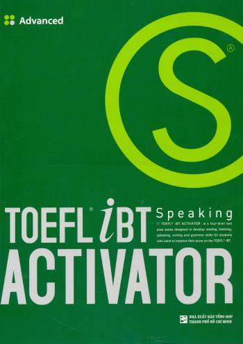 Advanced TOEFL iBT Activator, Speaking