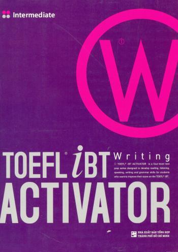 Intermediate TOEFL iBT Activator, Writing