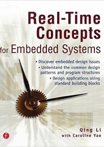 Real -  time Concepts for Embeded Systems