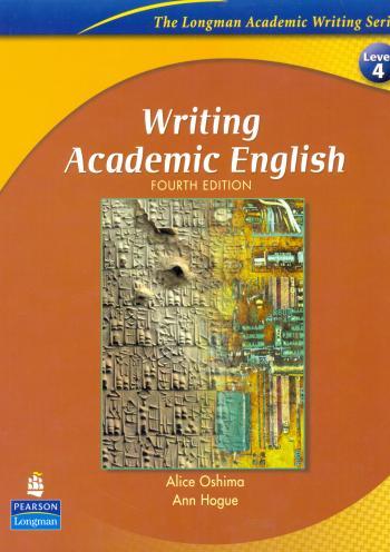 Writing Academic English, Level 4