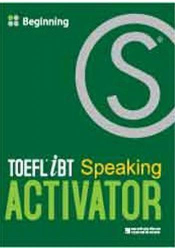 Beginning TOEFL iBT Activator, Speaking