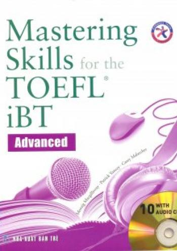 Mastering Skills for the TOEFL iBT, Advanced