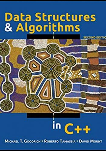 Data Structures and Algorithms in C++ - 2nd Edition