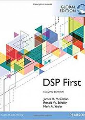 DSP First Global Edition (2nd edition)