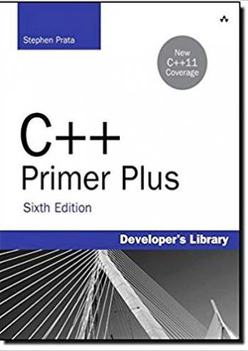 C++ Primer Plus (Developer's Library) - 6th edition