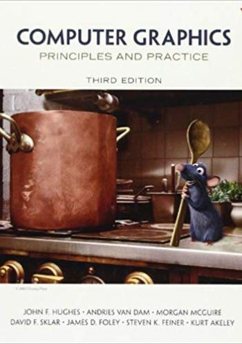 Computer Graphics Principles and Practice - 3rd Edition
