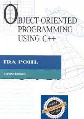 Object Oriented Programming using C++ - 2nd Edition