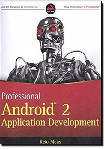 Professional Android 2 Application Development (2th edition)