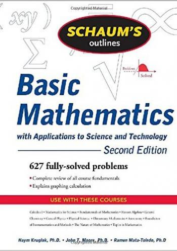 Basic Mathematics With Applications To Science And Technology