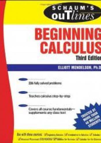 Beginning Calculus