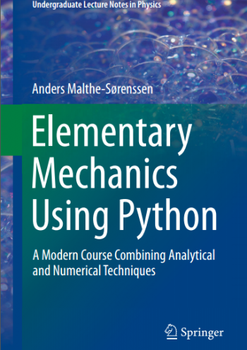 Elementary Mechanics Using Python